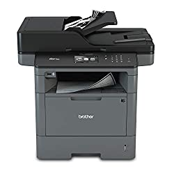 Brother Monochrome Laser Printer, MFC-L5900DW