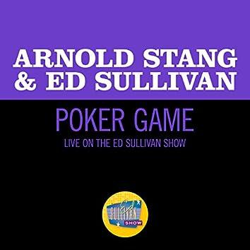 Poker Game (Live On The Ed Sullivan Show, September 13, 1959)