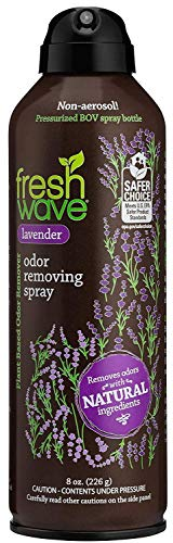 Fresh Wave Lavender Odor Eliminator Spray & Air Freshener, Non-Aerosol, Fine Mist, 8 oz.