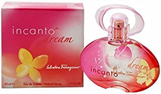 Salvatore Ferragamo Incanto Dream For Women Eau De Toilette Spray, 50 ml