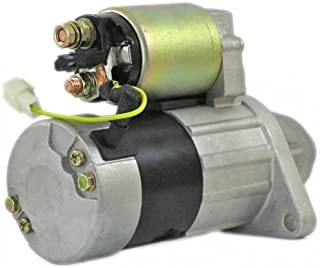 Crank-n-Charge Replacement Starter fits Kubota Mowers, Garden Lawn Tractors, Fits Many Models