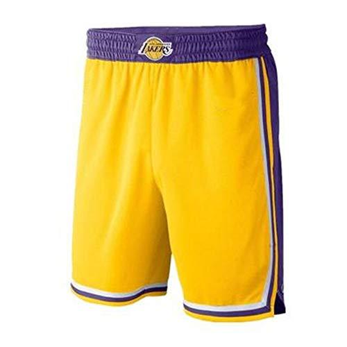 ZXZXING Herren Basketball Trikot - # 8 Kobe Bryant - Lakers Trikot, Sportswear, Unisex ärmelloses Besticktes Mesh Basketball Swingman Jersey Top