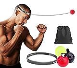 Punching Ball Boxeo Entrenamiento Boxeo en casa Pelota Boxeo Kit de Boxeo Bola Boxeo Bola de Boxeo, Entrenamiento Reflejos