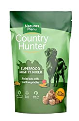Made with fresh cuts of meat blended with fruit, vegetables and superfoods Complete and Nutritionally Balanced Free from artificial colours, flavours and preservatives Contains No Meat Meals or Meat Derivatives Natural and Nourishing