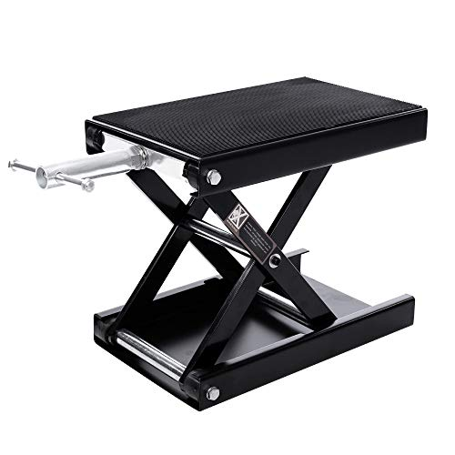 Apextreme 1100 LB Motorcycle Lift Center...