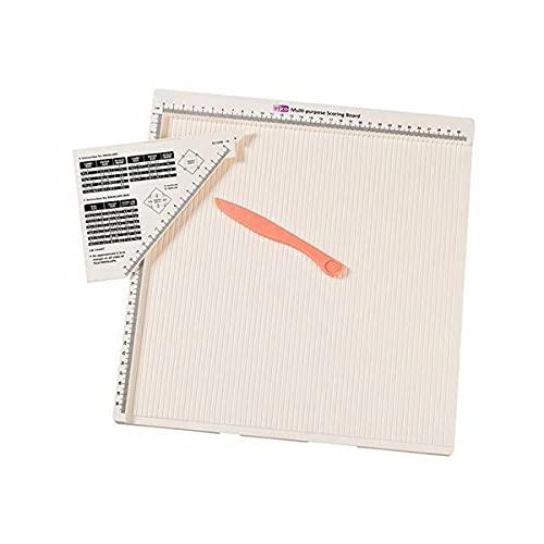 Tablero multipropósito moleteado en centímetros 30,5X30,5Cm, Efco, tableros, herramientas cajas de utilidad, papel Scrapbooking