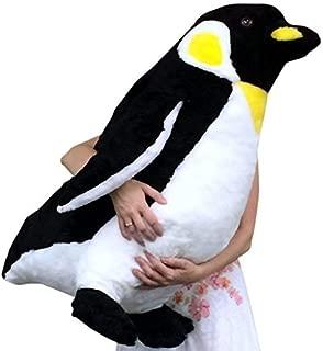 American Made Giant Stuffed Penguin 30 Inch Big Soft Stuffed Animal Made in USA America