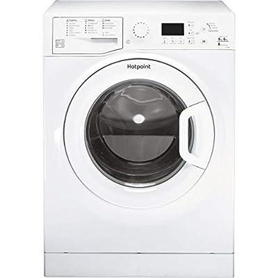 HOTPOINT FDL8640P 8kg Wash 6kg Dry 1400rpm Freestanding Washer Dryer - White