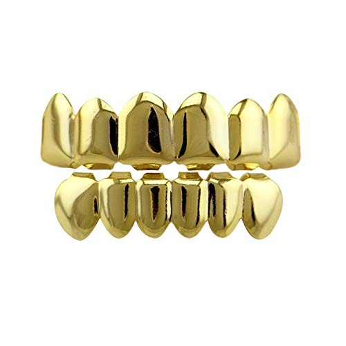 gold caps for teeth - 9