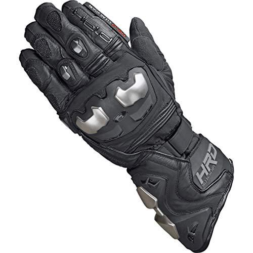 Held Motorradhandschuhe lang Motorrad Handschuh Titan RR Handschuh schwarz 8, Herren, Sportler, Ganzjährig, Leder