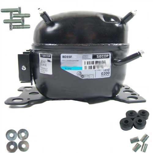 Verdichter Kompressor Danfoss Secop BD35F ohne Modul