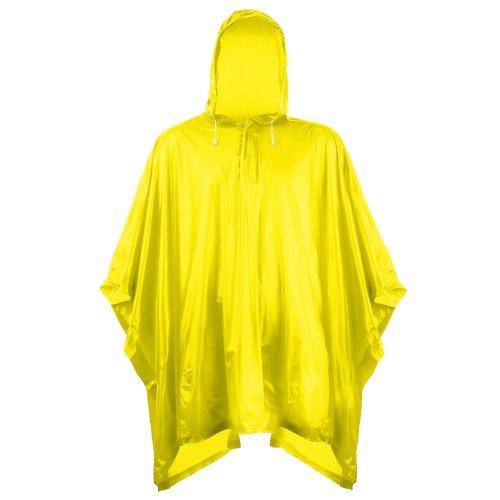 Splashmacs Poncho, Kunststoff, für Erwachsene, gelb, UTRW1494_1