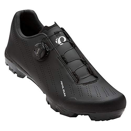 PEARL IZUMI X-ALP Gravel Cycling Shoe, Black/Black, 41