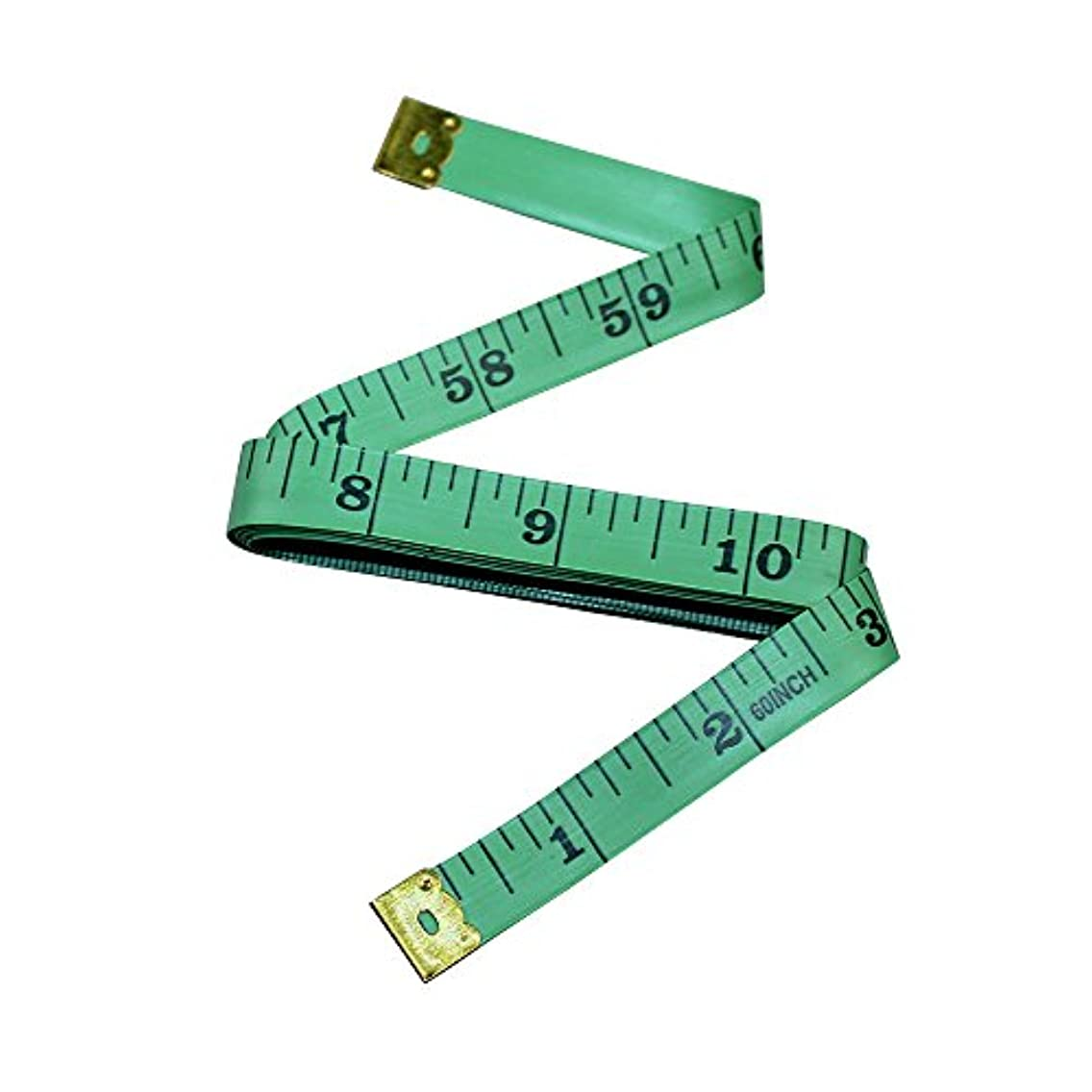 Nanooer Flexible Lightweight Tape Measure Body for Sewing Tailor 60