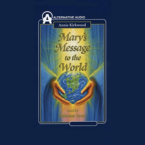 Mary's Message to the World audiobook cover art