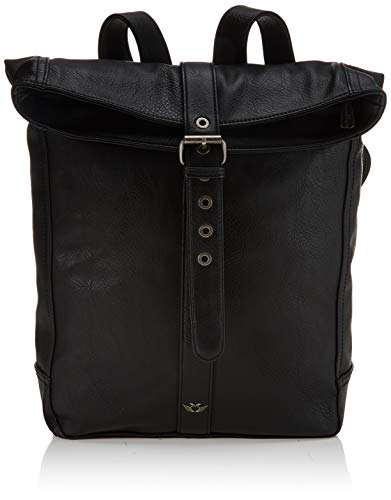 Fritzi aus Preussen Damen Elfi Backpack big Rucksack, Black, One Size