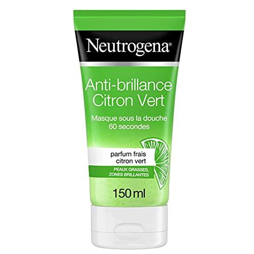 Neutrogena Anti brillance Citron vert 150 ml