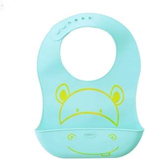 Amazon.es: baberos de silicona para bebe