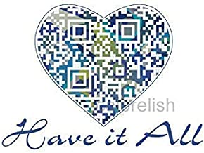 Have It All By Jason Mraz QR Code inspirational Song Art, Christmas Gift, Parents Wishes for Their Children Birthday Song for Kids, Graduation Gifts for Daughter or Son, Yearbook Ad, 10x8 Print Only