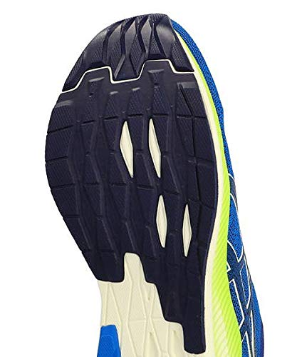 [アシックス]メンズランニングシューズスニーカーエボライド軽量クッション性カジュアルデイリースポーツウォーキングEVORIDE1011A792ディレクトワールブルー/アイボリー25.5cm