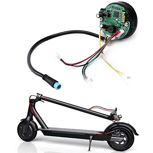 housesweet Scooter-Platinen-Armaturenbrett für Ninebot ES1 ES2 ES3 ES4 Elektro-Kickscooter-Scooter-Armaturenbrett-Baugruppe