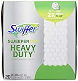 Swiffer Sweeper Heavy Duty Dry Sweeping Cloths - 20ct
