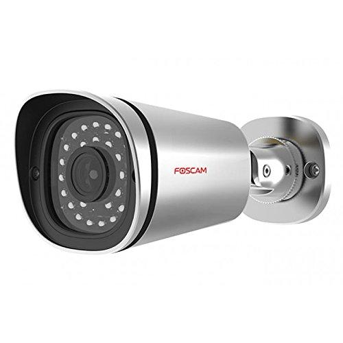 Foscam FI9901EP Überwachungskamera IP Poe für Außenbereich, HD, 4MP, Infrarot 20m