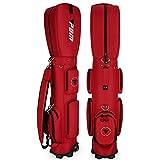 Leichte Golftasche mit Rädern Organizer-Aufbewahrungstasche für Golfschläger, tragbare...