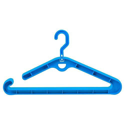 SURF LOGIC Percha para Traje de Neopreno, Azul, L