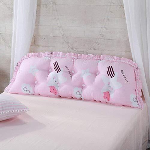 Colchón SPFOZ almohada hecha de algodón suave y se puede lavar mesita de noche Tatami (color: O, tamaño: 120 x 55 cm)
