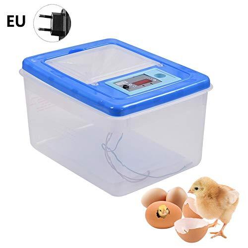 Binwe Eierbrutschrank, 14-68 Vollautomatischer Brutschrank Für Hühnereier, Geflügelbrutschrank Für Hühnerenten Gänsevögel