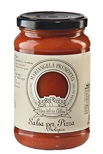 Mariangela Prunotto - Salsa de Tomate para Pizza BIO 340 gr