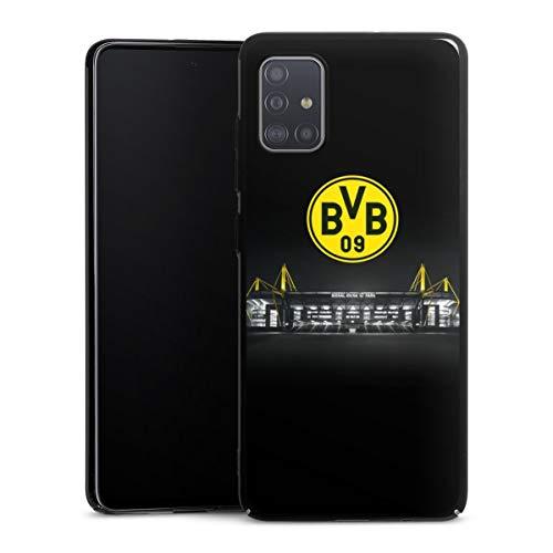 DeinDesign Hard Case kompatibel mit Samsung Galaxy A51 Schutzhülle schwarz Smartphone Backcover BVB Stadion Borussia Dortmund