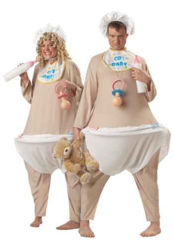 California Costume Colecciones 00.893 Cry Baby Adultos Plus de Vestuario