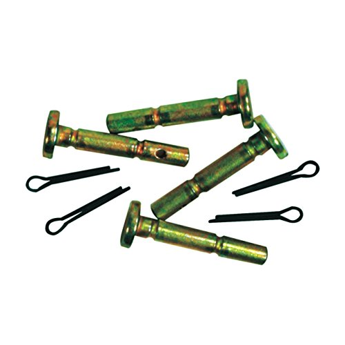 Great Features Of Craftsman Snowblower Shear Pins (4) Shear Bolts and Cotter Pins(07188389)