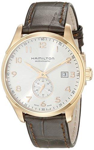 [Hamilton] reloj de Hamilton Jazzmaster Maestro pequeño segundo (Jazz Maestro Maestro pequeño segundos) H42575513hombre [Regular importados]