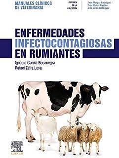 Enfermedades Infectocontagiosas En Rumiantes: Manuales clínicos de Veterinaria