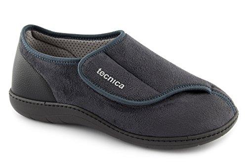 Tecnica 3T - scarpe ortopediche made in Italy con sottopiede estraibile. (39)
