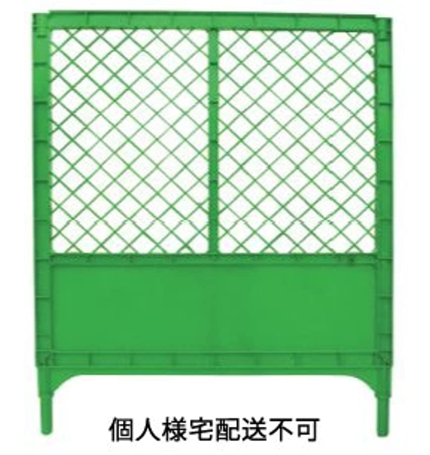 偽善ガラガラストレンジャー【企業限定】AKフェンス 緑(6個) ※1個から購入できます。