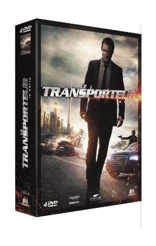Transporter: The Series - 4-DVD Box Set ( ) [ Französische Import ]