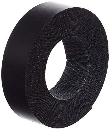 Promade - Canto preencolado embellecedor para muebles 22mm x 5m (Negro)