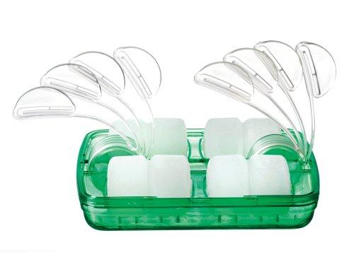 Cellardine–Set di cubetti di Ghiaccio Plus Freezable Vassoio, Set di 12