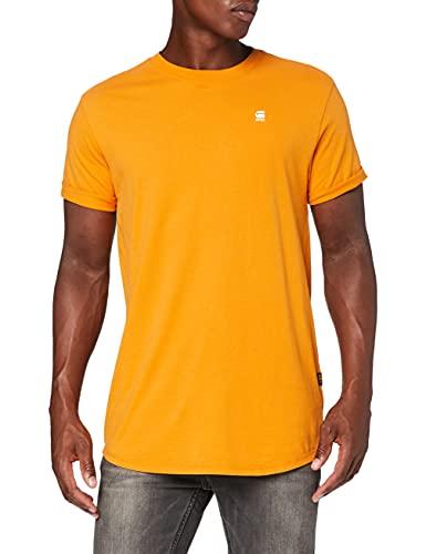 G-STAR RAW D16396 Camiseta, Amber B353-3046, XL para Hombre