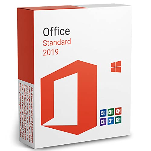 Licencia Office 2019 Standard permanente para PC Windows o Linux   Clave se te enviara por correo electrónico   Activación garantizada al 100%