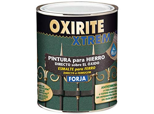 Xylazel - Pintura oxirite xtrem forja 750ml negro