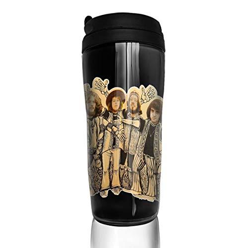 Taza de té Jldoenh Udjgn Jethro Tull taza de té de 350 ml práctica taza de regalo.