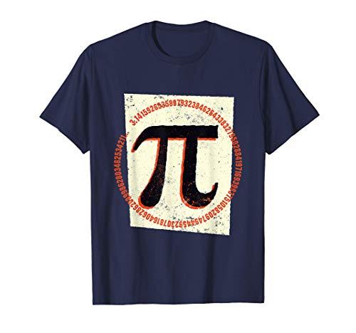 Ecuación Matemática Del Día Pi Funny Geek 3,14 Número Pi Camiseta