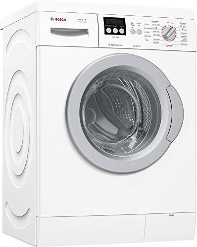 Bosch Serie 4 WAE282H0 Freistehend Frontlader 7kg 1400RPM A+++ Weiß Waschmaschine - Waschmaschinen (Freistehend, Frontlader, Weiß, Drehregler, Berührung, Links, LED)