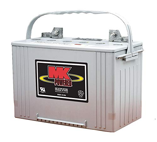 MK-Deep Cycle Gel Cell 12 Volt Battery for Sump Pumps