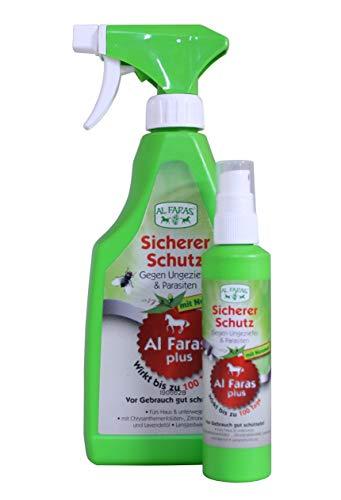 Aqua Clean Al Faras Plus mit Langzeitwirkung 2er Set Neu mit Neemöl